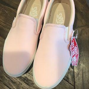 Women's pink vans